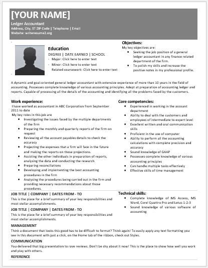 resume sle for accounting 28 images accountant resume general ledger accountant resume sle 28 images general