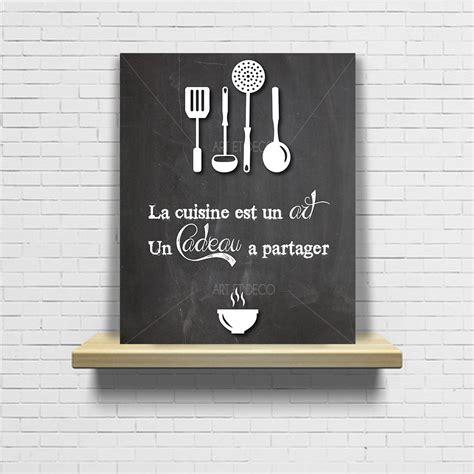 tableau ardoise deco cuisine tableau citation cuisine design et vintage ardoise tableau