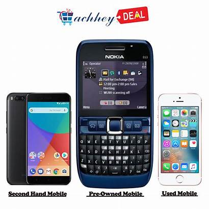 Owned Mobile Second Hand Pre Phone Differ