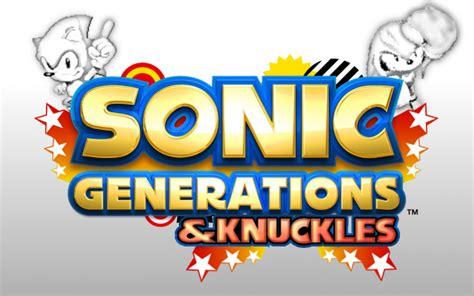 sonic generations knuckles logo image mod db