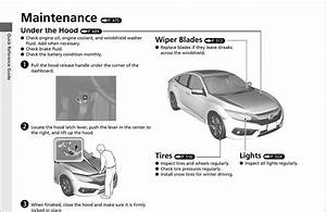 2016 Honda Civic Sedan Owners Manual