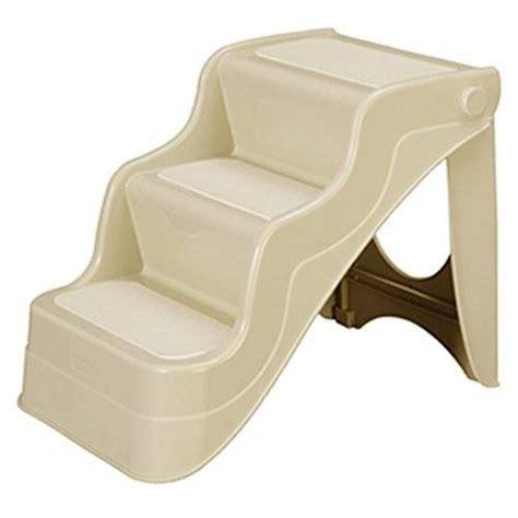 empecher un chien de monter sur le canapé escalier pliable beige pour chien karlie auberdog
