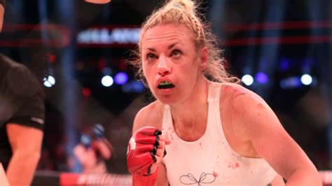 Bellator NYC: Boxer Heather Hardy wins her MMA debut by ...