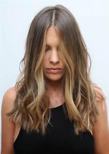 Chatain Meche Blonde : cheveux chatain clair avec meche blonde coiffures la ~ Melissatoandfro.com Idées de Décoration