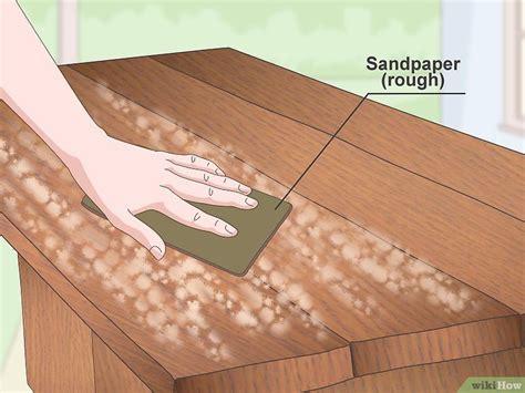 hout waterdicht maken wikihow