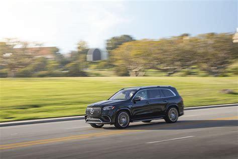 Albert and fort saskatchewan #4jgff8ke8ma371659 Mercedes Benz AMG GLS 63 4MATIC+ del 2021 - Un SUV imponente - AutoNews-Wire.com