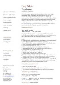 Travel Resumes by Travel Cv Sle