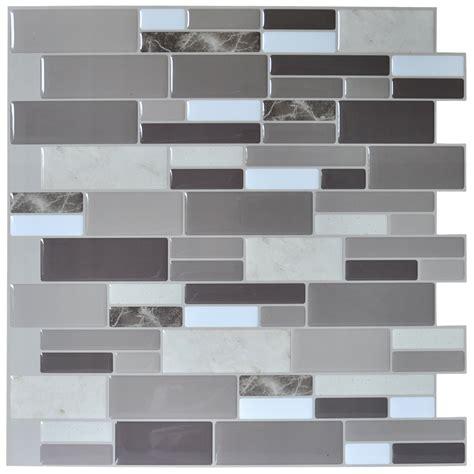 wall tiles kitchen backsplash 12 39 39 x12 39 39 peel and stick tile brick kitchen backsplash