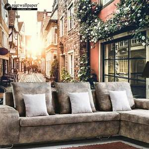 Custom any size 3D wall mural wallpapers beautiful scenery ...