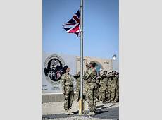 Britain's war in Afghanistan comes to an end after 13