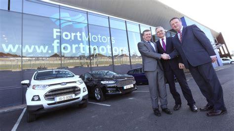 Blanchardstown Gets New Fort Motors Dealership Auditbg