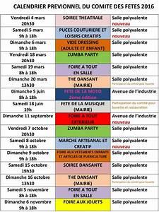 Calendrier Des événements 2016 : calendrier 2016 fetes ~ Medecine-chirurgie-esthetiques.com Avis de Voitures