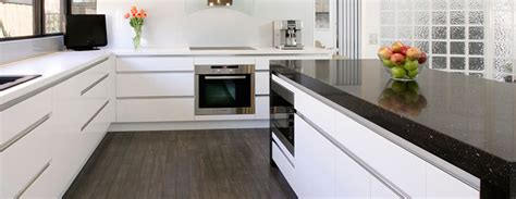 white laminate cabinet kitchen benchtops adelaide marble granite specialists