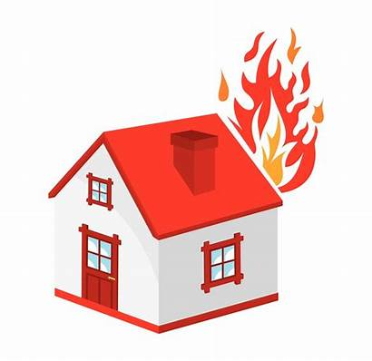 Casa Maison Vuur Icona Fire Fuoco Pictogram