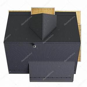 Haus Von Oben : dach haus ansicht von oben stockfoto artyustudio 90501070 ~ Watch28wear.com Haus und Dekorationen