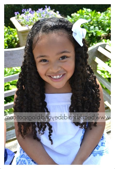 african american flower girl hairstyles hairstyle for