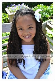 Little Black Girl Hairstyles African American Braids