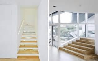 Escalier Quart Tournant Droit Haut by Escalier Moderne 115 Mod 232 Les Design Tournants Ou Droits