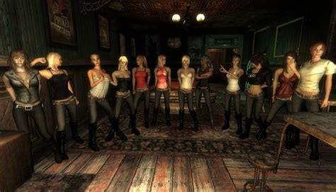 Vegas Girl Variations At Fallout New Vegas
