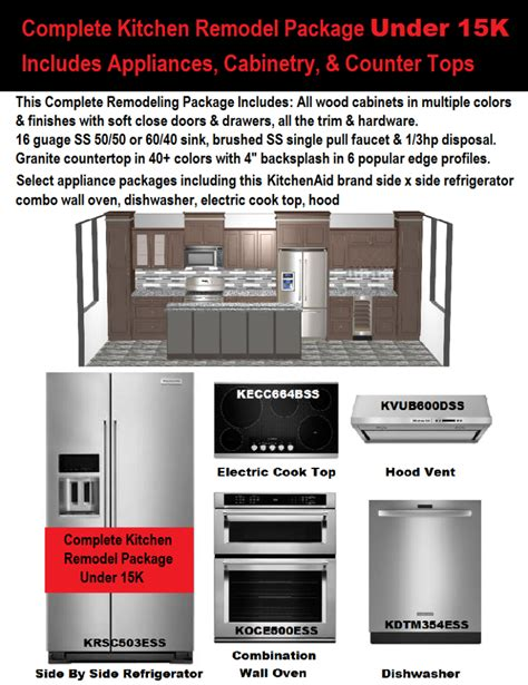 complete kitchen cabinet packages complete kitchen cabinet packages image to u 5656