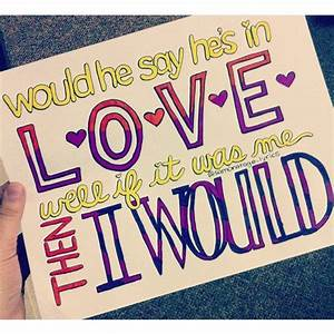 Tumblr Lyrics Drawings One Direction | www.pixshark.com ...