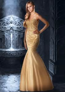 gold wedding dresses gold mermaid wedding dress dress journal