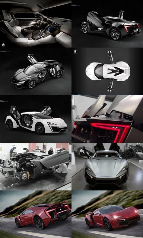 lykan hypersport interior 2014 w motors lykan hypersport in 40 amazing new
