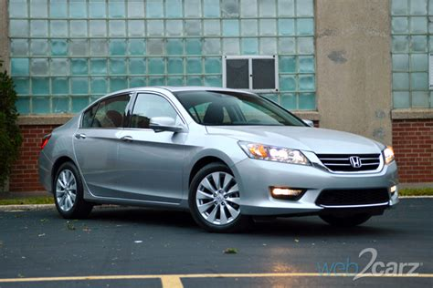 Honda Accord 2015 Reviews by 2015 Honda Accord Touring Review Carsquare