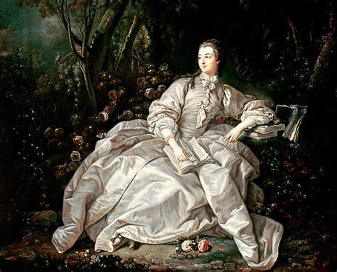 franois boucher la marquise de pompadour madame de pompadour painting by francois boucher