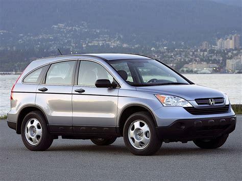 Honda Cr-v Specs & Photos