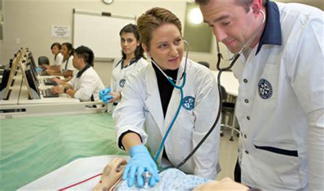 nursing schools  california