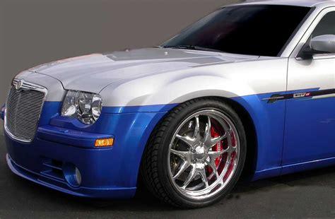 Two Tone Car Paints by Cimtex Rods Srt8 Built For Aj Greco