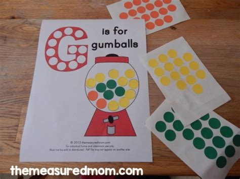 letter g activities for preschool a peek at our week 556 | letter G activity 61 590x443