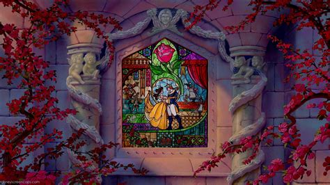 Disney Photo Backdrop by Empty Backdrop From And The Beast Disney