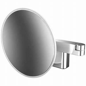 Kosmetikspiegel 5 Fach : emco led rasier und kosmetikspiegel wandmodell mit 5 fach ~ Watch28wear.com Haus und Dekorationen
