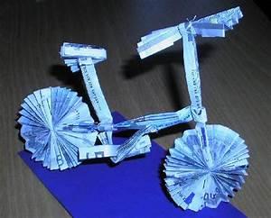 Fahrrad Aus Geldscheinen Falten : fahrrad aus papier my blog ~ Lizthompson.info Haus und Dekorationen