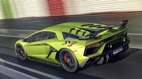 wallpaper lamborghini aventador svj  cars supercar hd cars bikes
