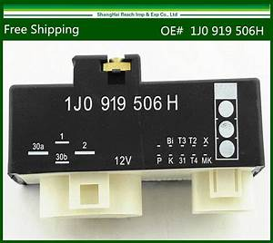 Wholesale New Cooling Fan Control Switch Relay For Vw