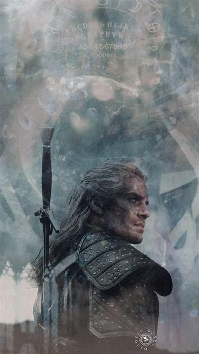 Geralt Rivia Cavill Henry Witcher Fandom