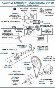 Wiring Diagram  30 Speed Queen Commercial Washer Parts Diagram