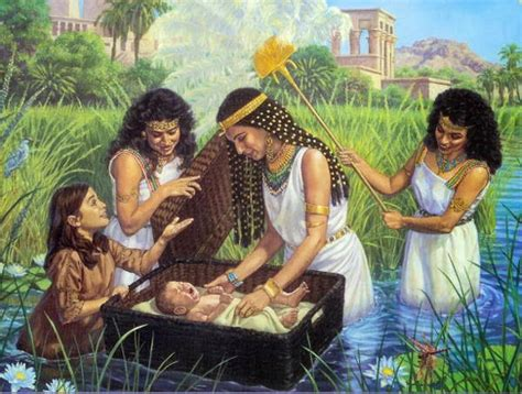 Mimpi Hamil Cerita Anak Muslim Kisah Nabi Musa Dan Nabi Harun