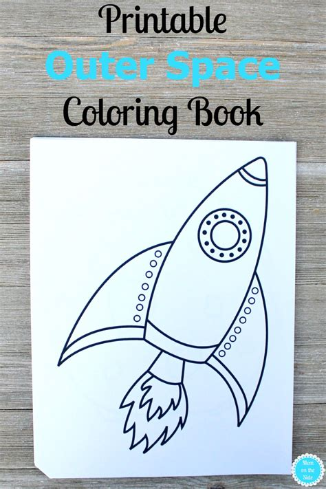 printable outer space coloring book mom   side