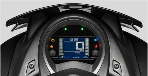 Nmax 2018 Speedometer by Fitur Yamaha Nmax 2018 Lebih Keren Dan Canggih
