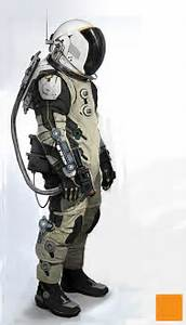 Futuristic Space Suit - Pics about space