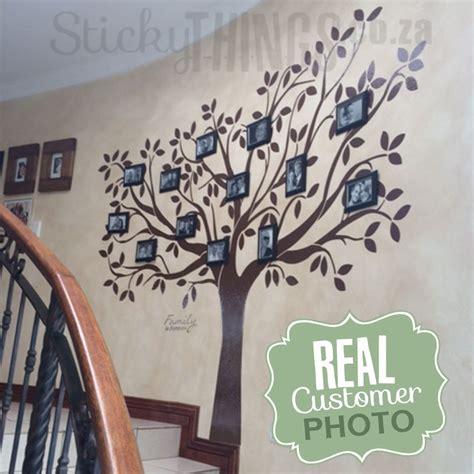 family tree wall art decal stickythingscoza