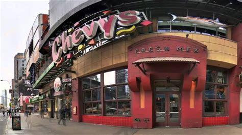 chevys fresh mex times square nyc youtube