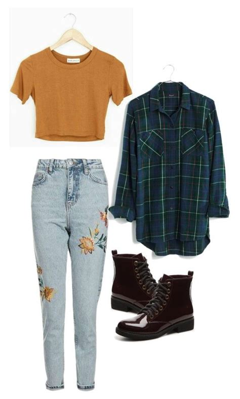 Grunge Outfit #2   Grunge outfits Madewell and Grunge