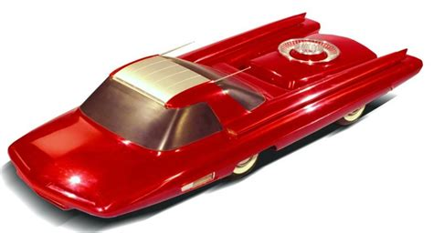 Nuclear Fusion Cars by 1958 Ford Nucleon A Glimpse From The Past Into An A