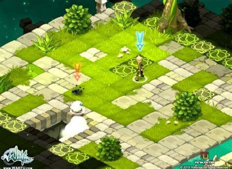 Wakfu Is A Grid Based Mmorpg Which Every Anime Fan Would To Installed It Really An Interesting Free Play Strategy Rpg That Wakfu Pax 2010 Preview Mmorpg