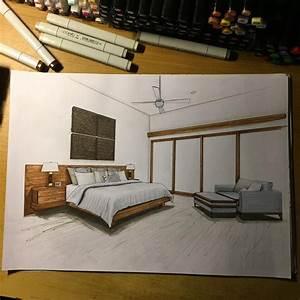 Interior Design Studium : pin von mara auf kim pinterest innenarchitektur zeichnung interior design skizzen und ~ Orissabook.com Haus und Dekorationen